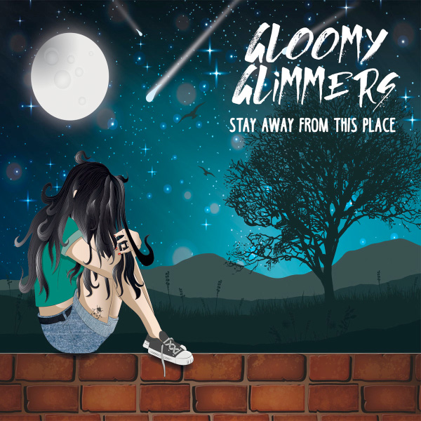 """Gloomy Glimmers stream new EP """"Stay Away From This Place"""""""