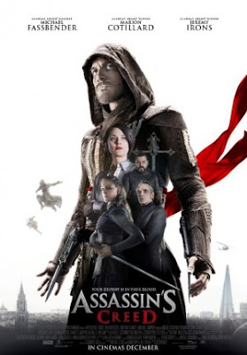 Trailer Film Assassin's Creed 2016