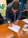 Carlos Veras é o Novo Secretário Geral da Frente Parlamentar Mista da Agricultura Familiar!