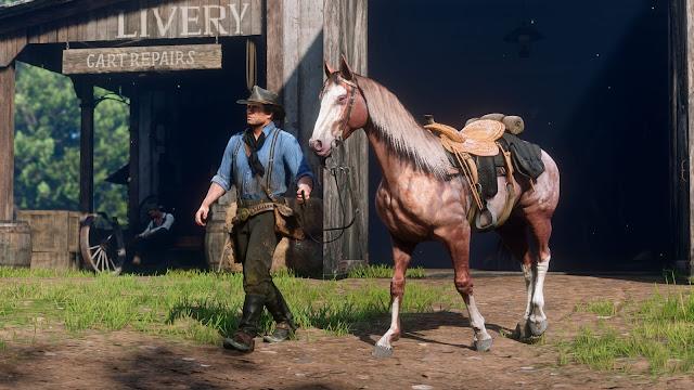 رسميا لعبة Red Dead Redemption 2 ستعمل بدقة 4K حقيقية على جهاز Xbox One X، إليكم التفاصيل ..
