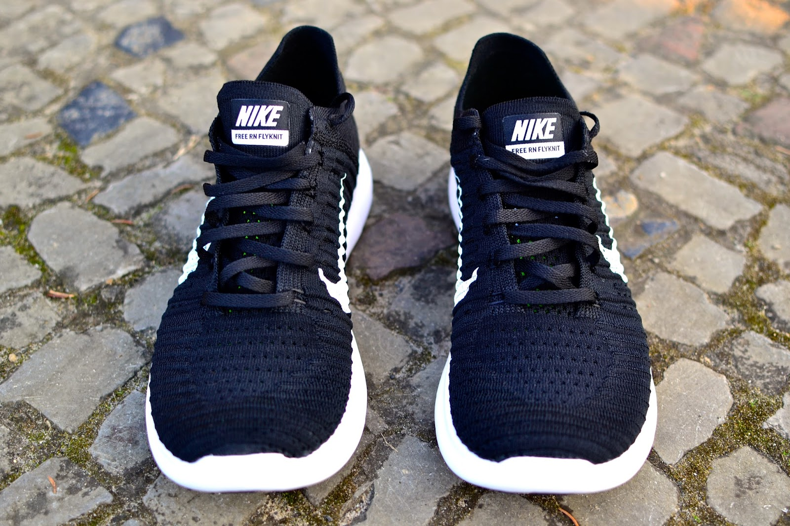 Black and white - der neue Nike Free RN Flyknit | RUN WITH LARS