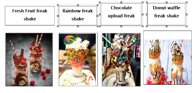 Freak out with freak shakes at KORUM's WOW (Women On Wednesdays) Workshop