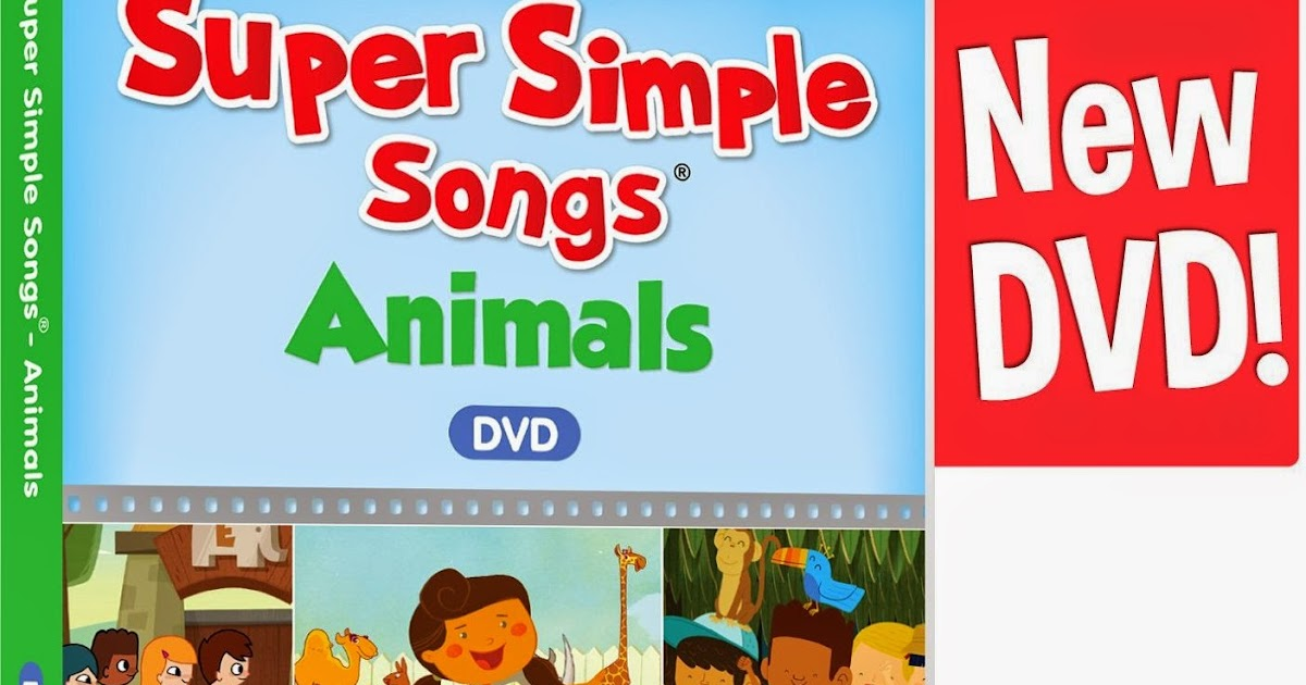 Let S Talk With Whitneyslp Super Simple Songs Animals