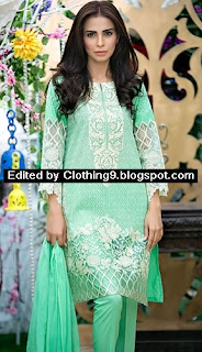 Mausummery eid collection 2015 for girls