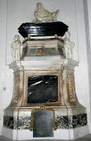 Salvator Rosa's tomb