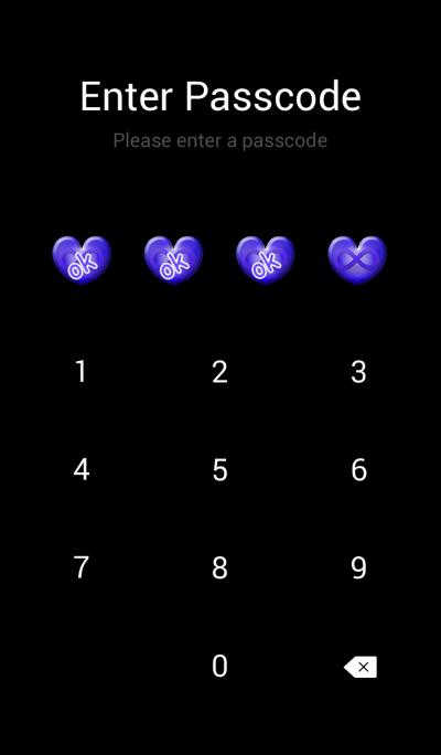 Purple Heart Infinity