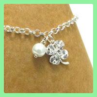 Bridal Bracelet - Diamante Bracelet