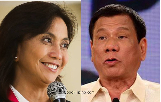 Leni to Duterte: 'its my obligation to give 100 percent support to him'