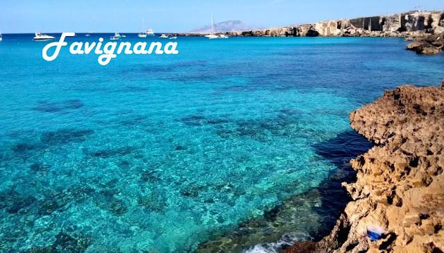 Diario di viaggio a Favignana