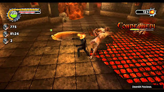 Game Ghost Rider ISO PPSSPP