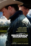 """Brokeback Mountain""  by Ang Lee"