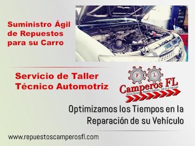Camperos FL Dirección Automotriz