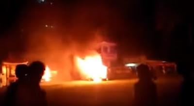 Polisi Tahan 9 Orang Terkait Kerusuhan Tanjung Balai