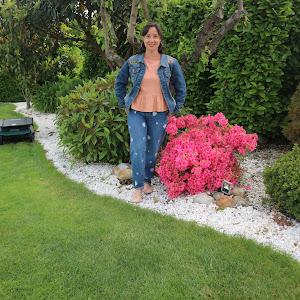 Mom jeans ( la bella y la bestia)