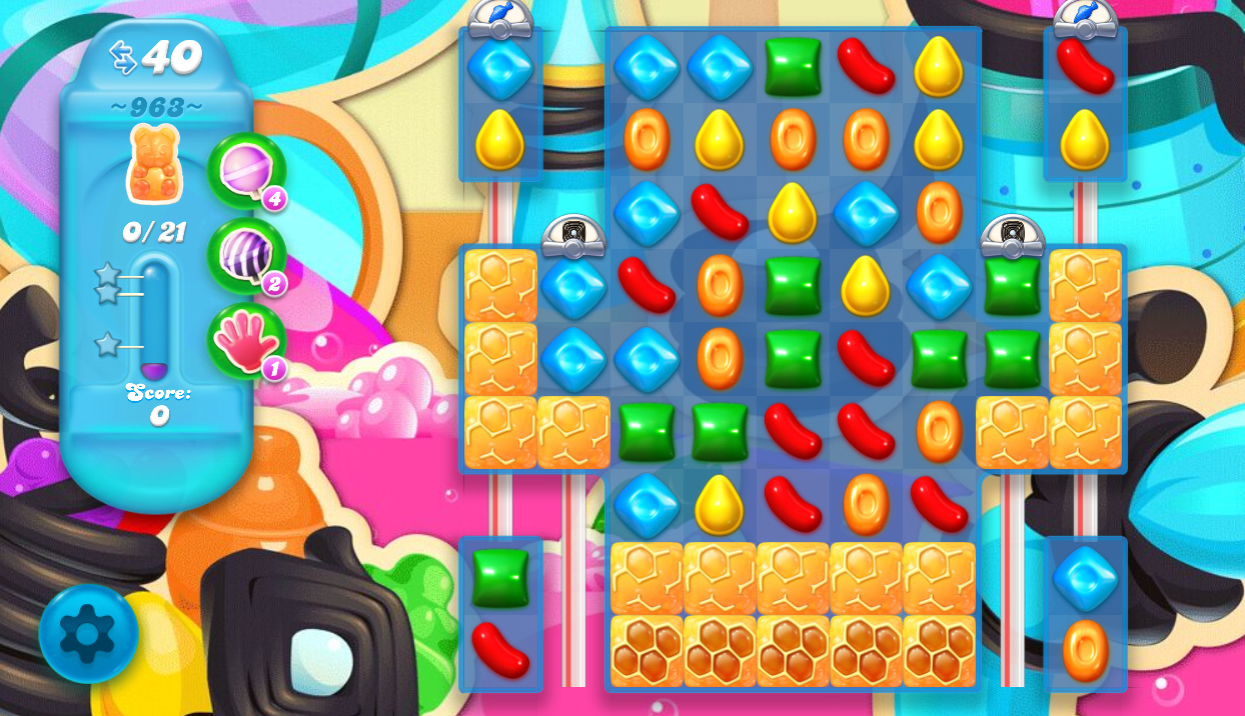 Candy Crush Soda Saga 963