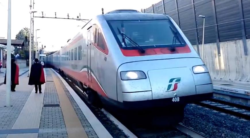 Frecciargento Bolzano-Sibari