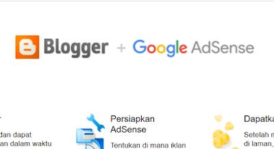 Mengatasi Menu Google Adsense tidak muncul di Blogger