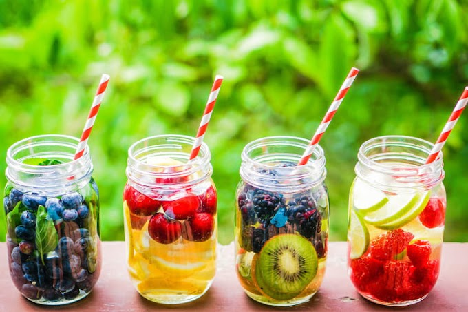BEST WAY TO MAKE INFUSED WATER & HOW TO PREPARE TASTY FLAVOR COMBINATIONS