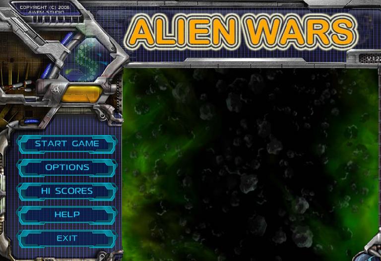 Game  Galaxy Alien Wars full version