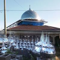 Jual Kubah Stainless Kalimantan Timur