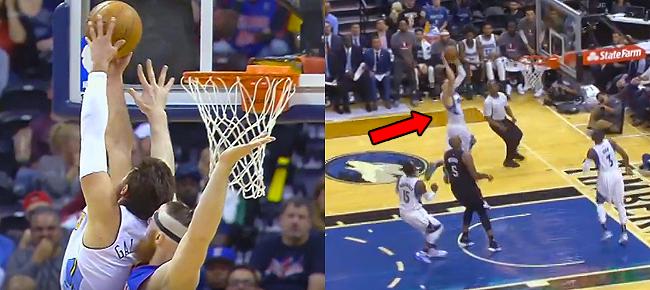Top 10 NBA Plays: November 12th (VIDEO)
