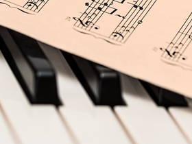 ピアノ(素材)