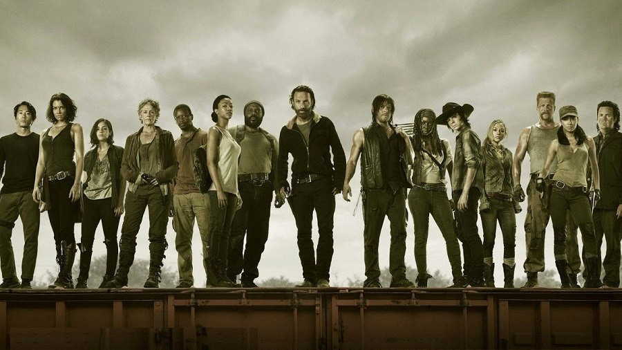 The Walking Dead - 8ª Temporada Completa Torrent 2017 1080p 720p Bluray HD