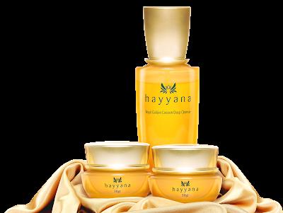Produk Skincare Hayyana Cosmetics