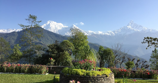 geoDiscovery Tours invites you to the beautiful Annapurna Area.