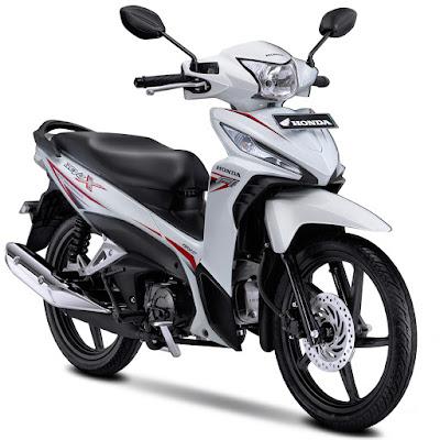 tampilan New Honda Revo-X