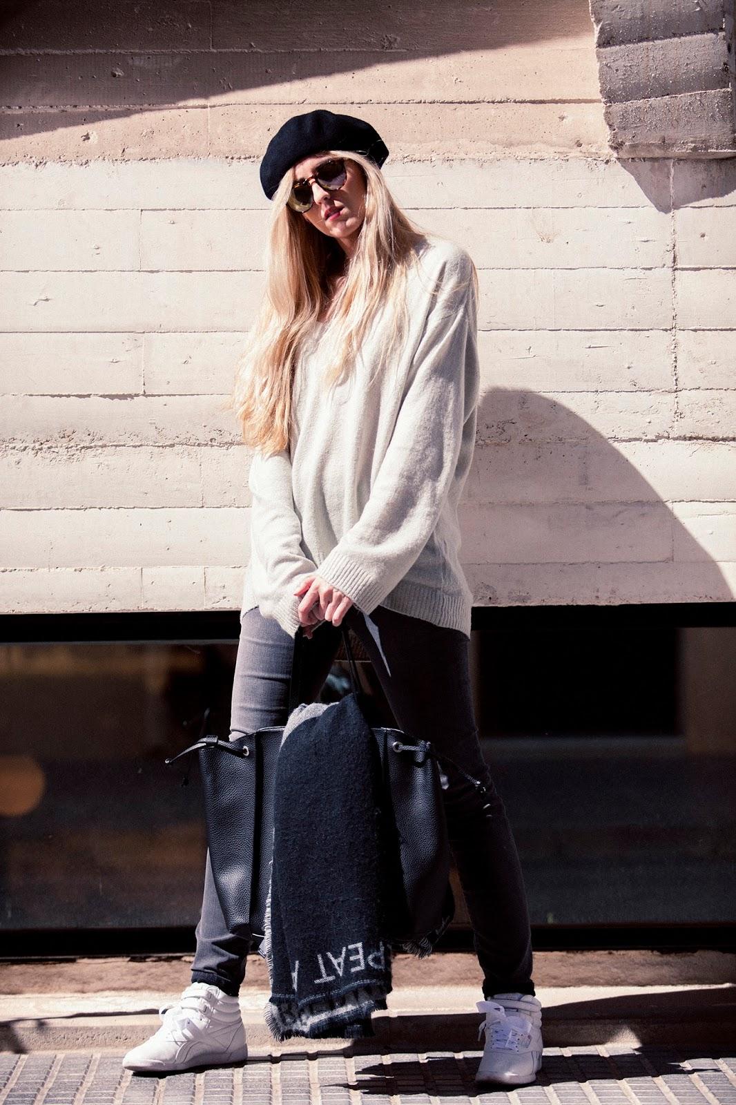 b34f57485 Jersey oversize   Bloguera de moda Málaga - Bloguera de moda Málaga ...