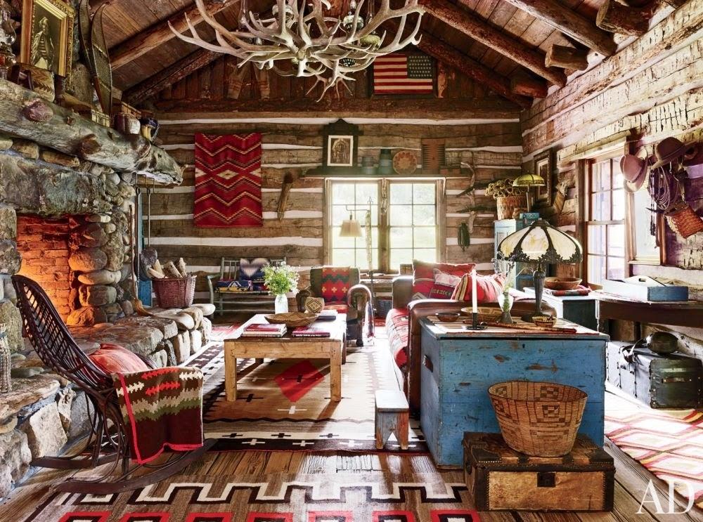 Decoracion la casa r stica de ralph lauren en colorado la musa decoraci n - Ralph lauren casa ...