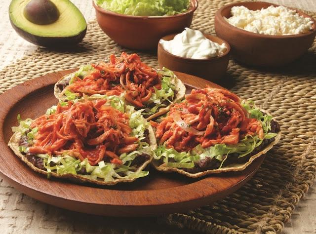 Tinga de pollo, mexican, recipes, food, traditional, american
