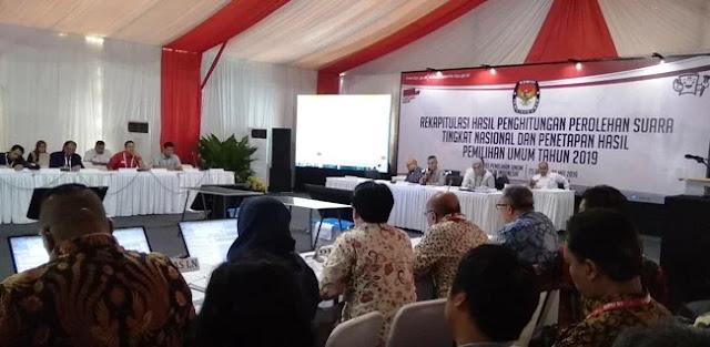 Rekap KPU: Prabowo-Sandi Menang Telak di Jeddah