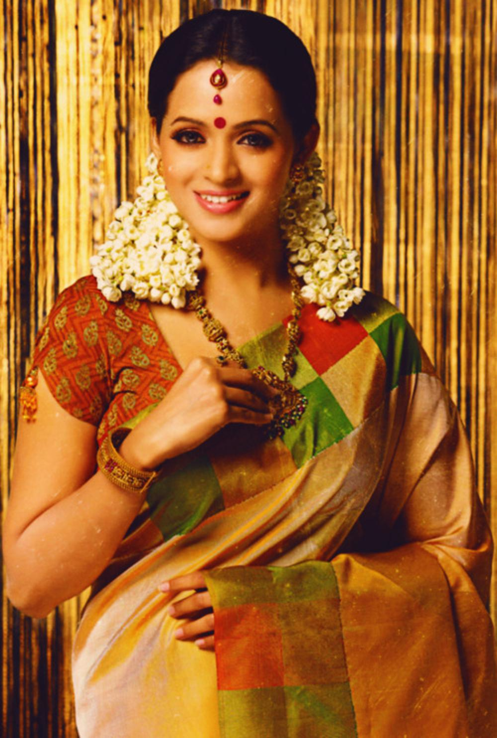 Hot South Indian Actress Bridal Sarees - Trionic 88 Tube Sex-7668