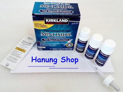 Kirkland Minoxidil Original 2017