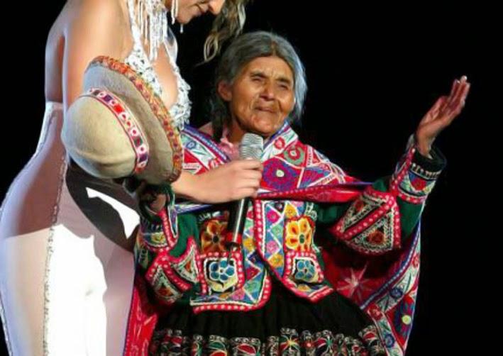"""""""Valicha"""" fue enterrada en medio de música y danzas"""