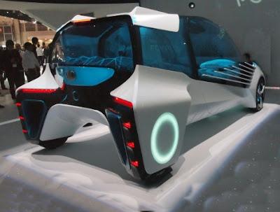 Toyota FCV Plus Concept Price