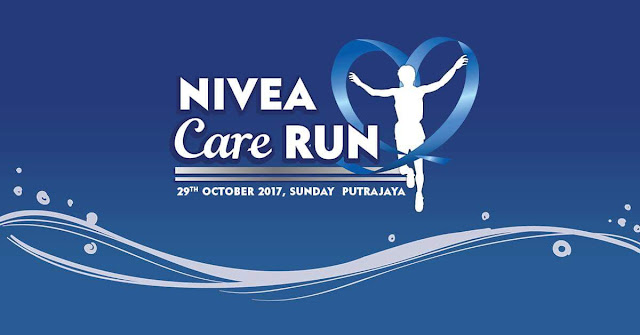 Nivea Protect and Care Deodarant, Nivea, Nivea Malaysia, nivea run,