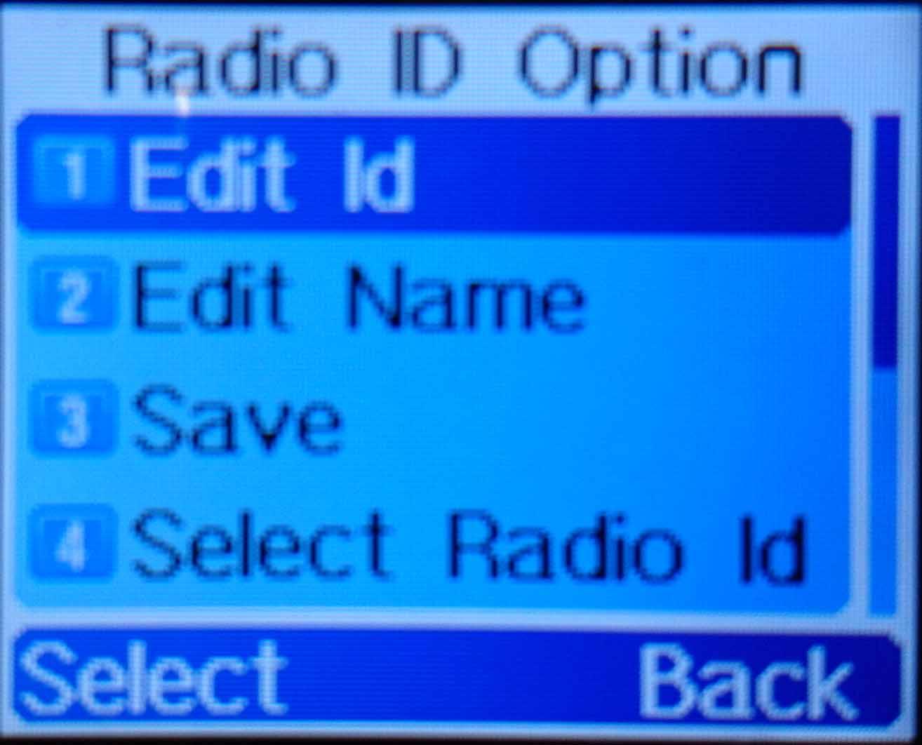 oK03e: ใช้งาน วิทยุ DMR Expert EP-868D, AT-D878AU: การตั้งค่า DMR