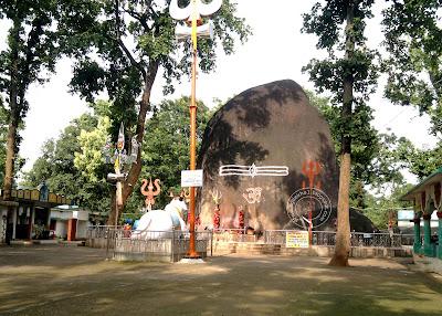 Bhuteshwar Nath Mahadev Shivling