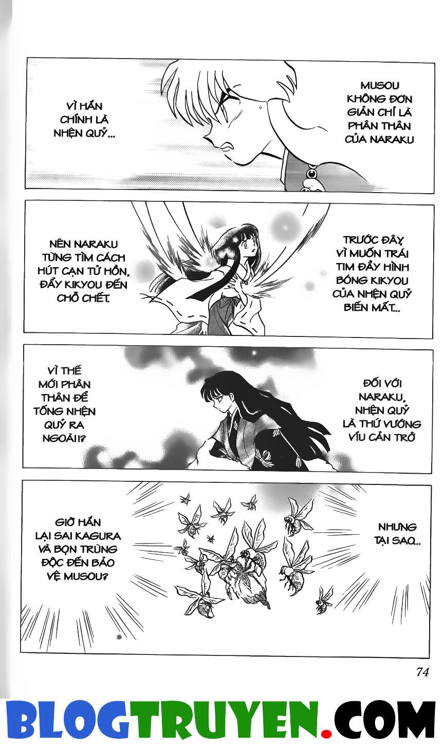 Inuyasha vol 22.4 trang 17