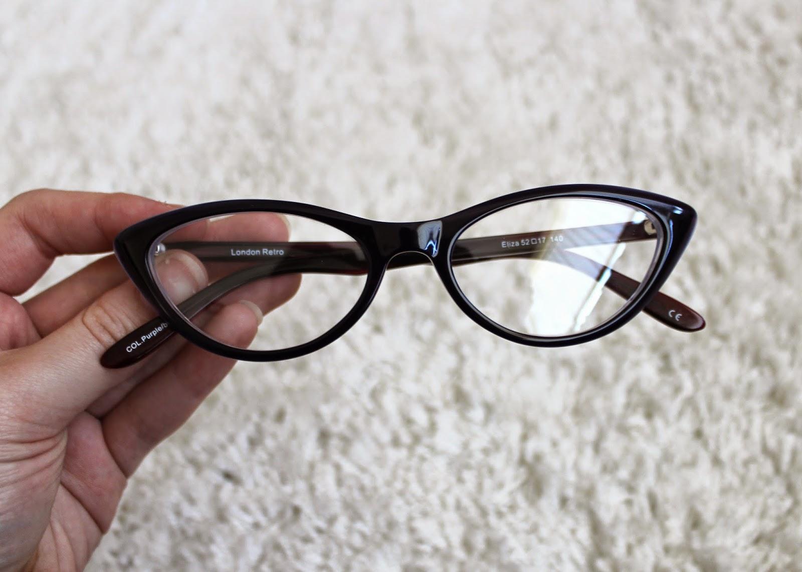 robynmakesthings: glasses direct | free home trial