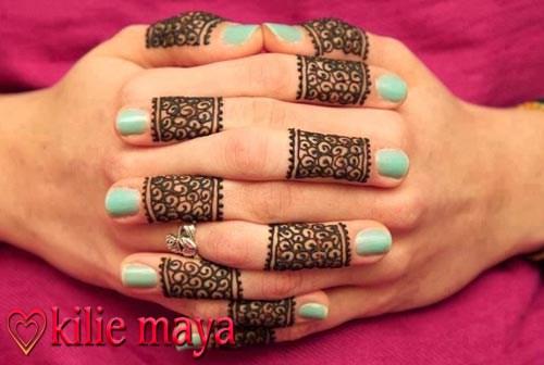 Stylish Hands Mehndi Designs For Bridal Wedding Eid Party