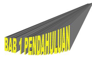 Proposal PKM Kewirausahaan Bab 1 Pendahuluan - Panduan