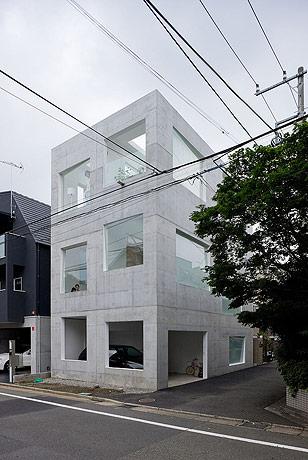 Casa H - Sou Fujimoto