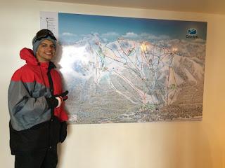 Pistas de esqui do Cerro Catedral em Bariloche