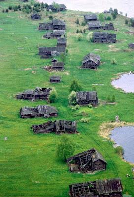 Мертвая деревня