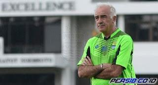 Pelatih Persib Mario Gomez Mengeluh Lagi
