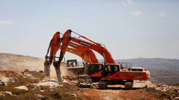 Israel inicia construcción de nuevo asentamiento en Cisjordania